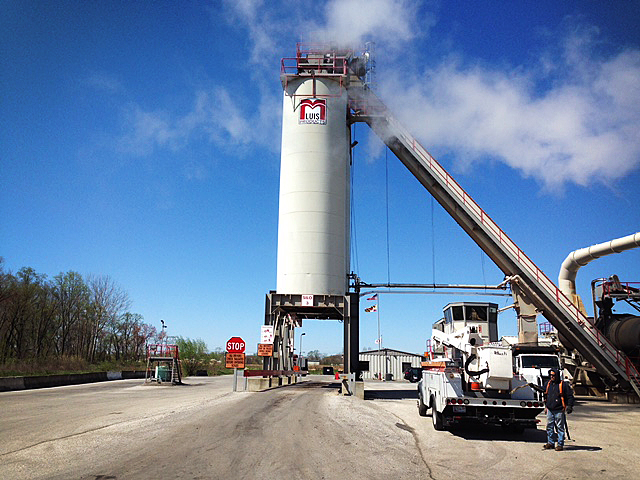 M. Luis Products Opens Second Asphalt Facility