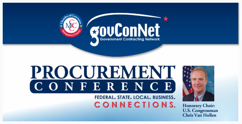 M. Luis Attends MCCC GovConNet Procurement Conference