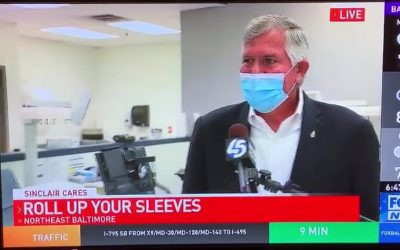 Sinclair Cares: Roll Up Your Sleeves