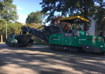 Residential Roadway Resurfacing Projects