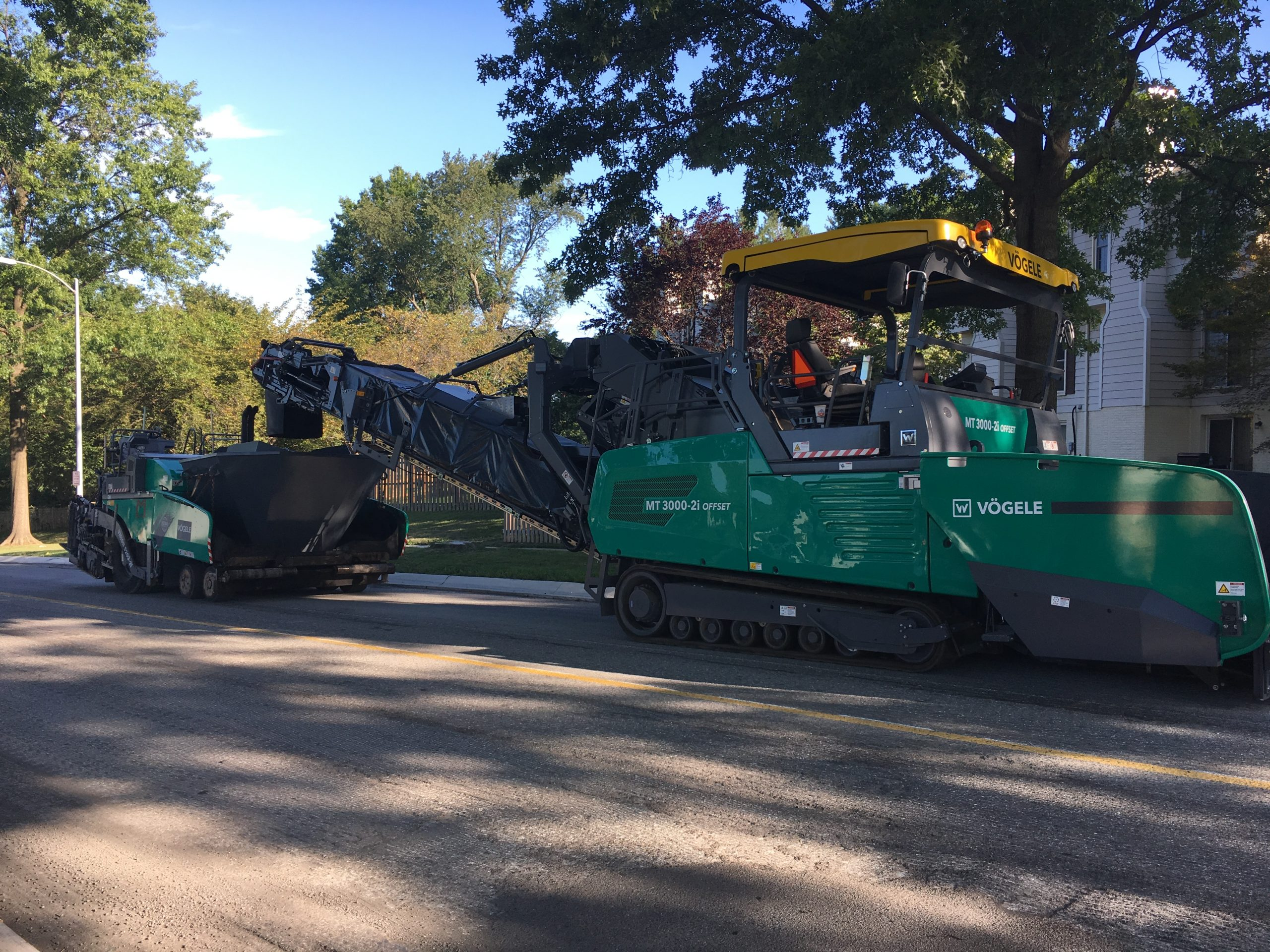 Residential Resurfacing Projects